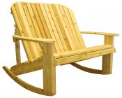 Adirondack Loveseat Rocker